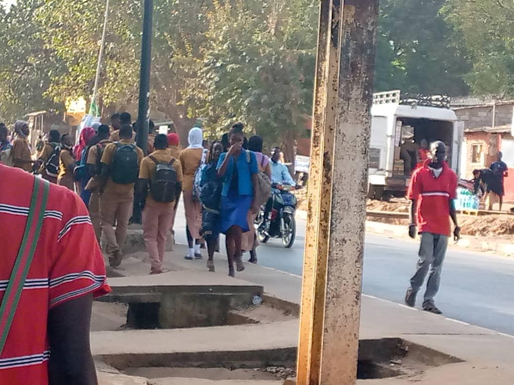Bignona: le responsable de Pastef arrêté, après des manifestations en soutien à Sonko
