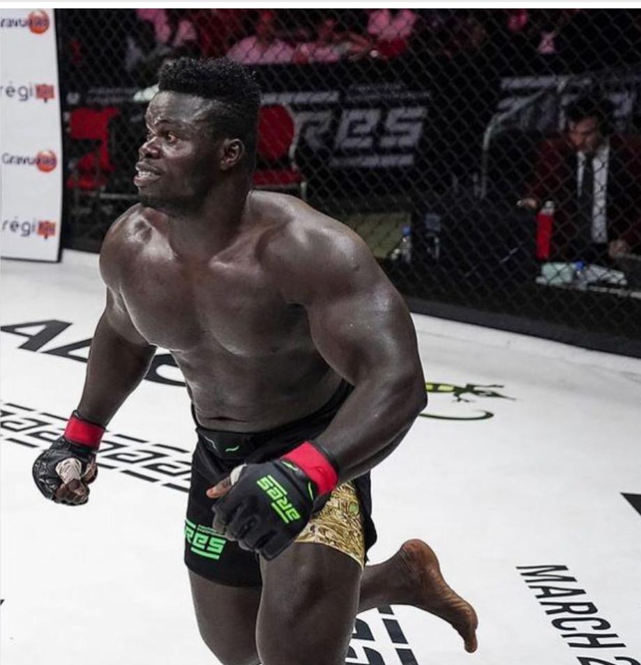 Reug-Reug décroche un 3e combat en MMA