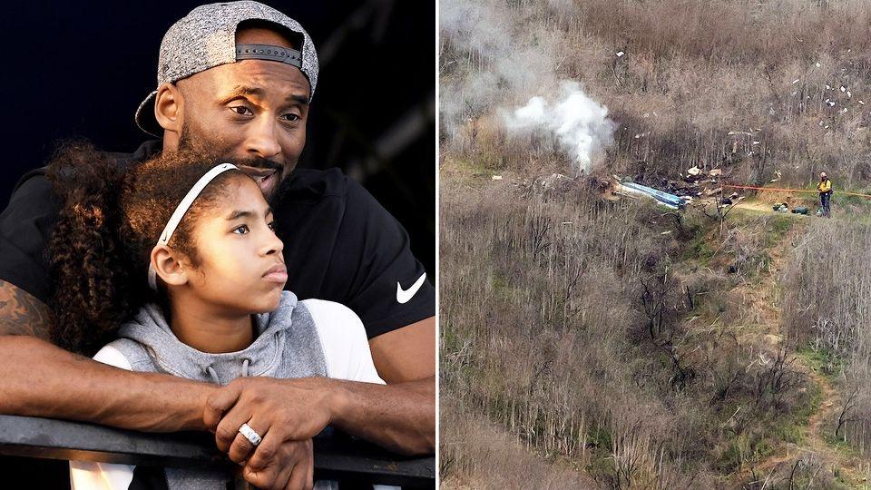 Kobe Bryant : la cause officielle de l'accident d'hélicoptère qui a tué la star de la NBA et sa fille est révélée