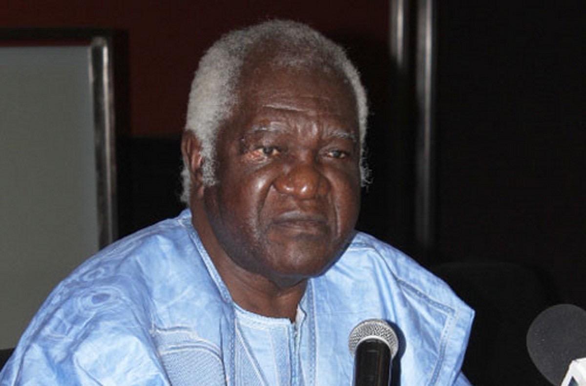 Mamadou Ndoye : « Macky Sall a décidé d'aller à un 3e mandat »