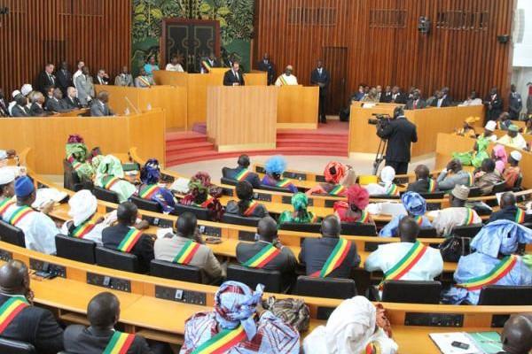 Assemblée nationale: ratification de la liste des membres de la Commission Ad hoc ce mercredi