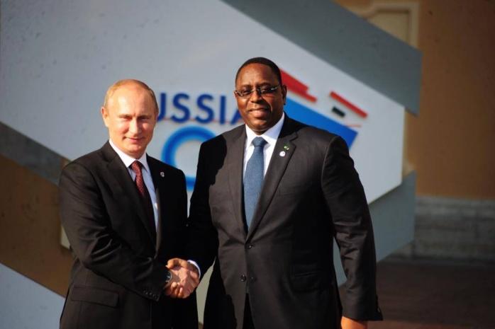 Covid-19 Russie: les premiers sénégalais vaccinés par Poutine
