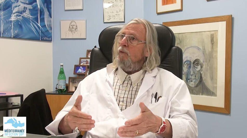 """Covid_19: Dr Raoult soutient que le vaccin chinois est """"beaucoup plus raisonnable"""""""