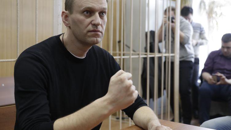 Russie: la justice maintient l'emprisonnement de l'opposant Alexeï Navalny