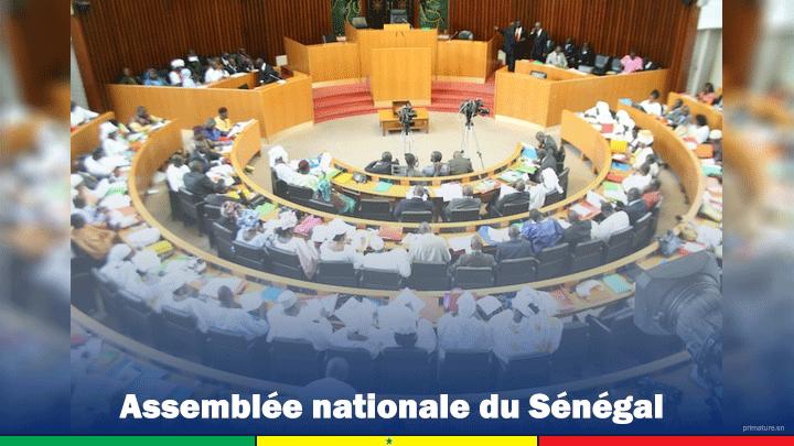 L'Assemblée nationale convoque les députés pour trois séances plénières ce lundi à huis clos