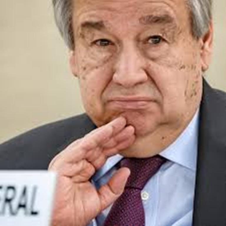 La RCA «se trouve à un tournant décisif», prévient Antonio Guterres dans un rapport