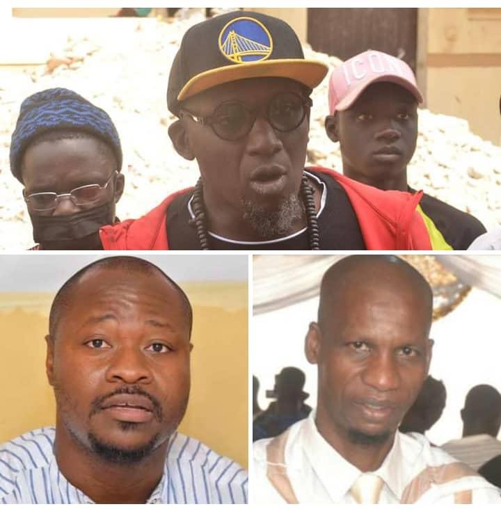 Garde à vue prolongée de 24h pour Clédor Séne, Guy Marius et Assane Diouf (avocat)