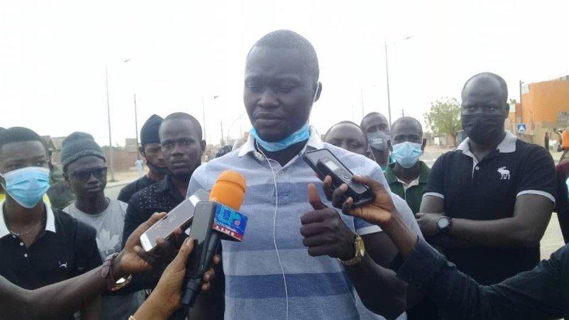 """Kaolack : ''sam sounu démocratie'' accuse Macky Sall de vouloir """"liquider des adversaires politiques"""""""