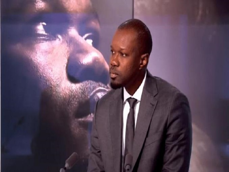 Ousmane Sonko face à la presse cet après-midi