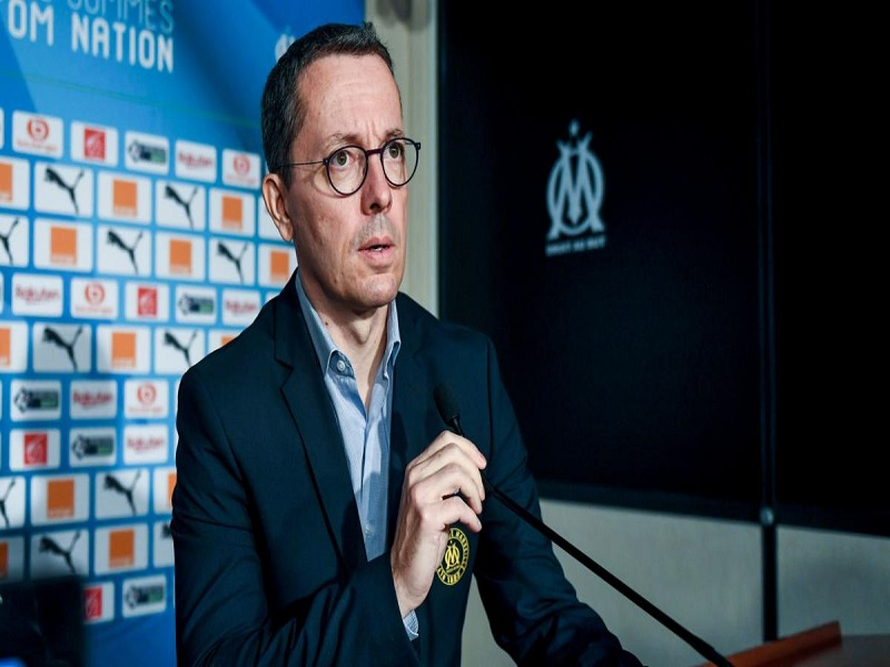 Pablo Longoria remplace Jacques-Henri Eyraud à la tête de l'OM, Jorge Sampaoli nommé nouvel entraîneur !