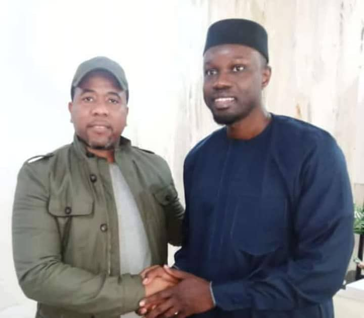 """Bougane après sa visite à Sonko : « Les embastillements d'esprits libres doivent cesser"""""""