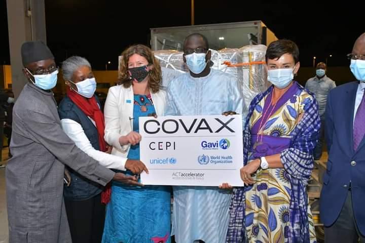 Initiative Covax: 324.000 doses de vaccins Astra Zeneca attendues mercredi au Sénégal