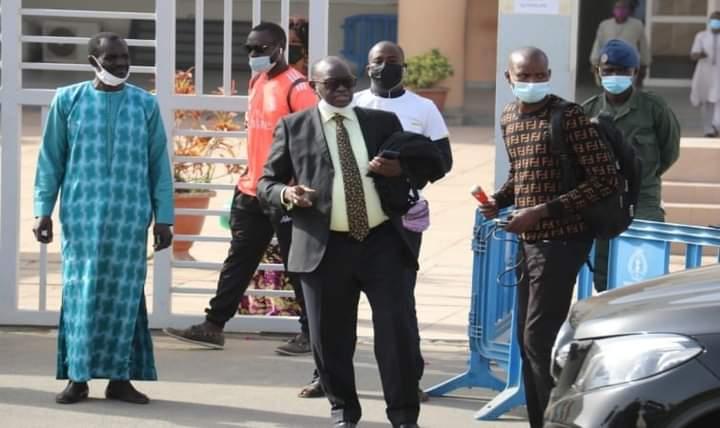 """Médiation dans l'affaire Sonko-Adji Sarr: Me Elhadji Diouf dit niet et demande aux religieux de """"s'occuper de la religion"""""""