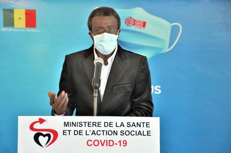 #An1_Covid_19sn: 453 agents de santé touchés dont 2 décès (Dr Bousso)