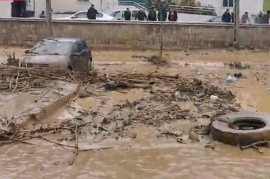 Maroc : pluies torrentielles à Tétouan, des dégâts matériels importants