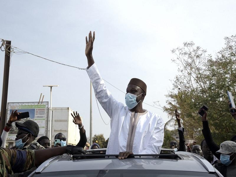Urgent : Ousmane Sonko placé en garde à vue