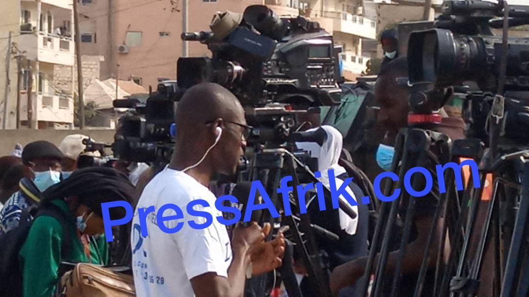 Couverture des émeutes sur l'affaire Sonko : Le CNRA menace de suspendre le signal aux télés