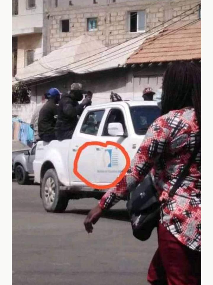 Le ministère de l'Education dément l'utilisation d'un de ses véhicules pour transporter des nervis