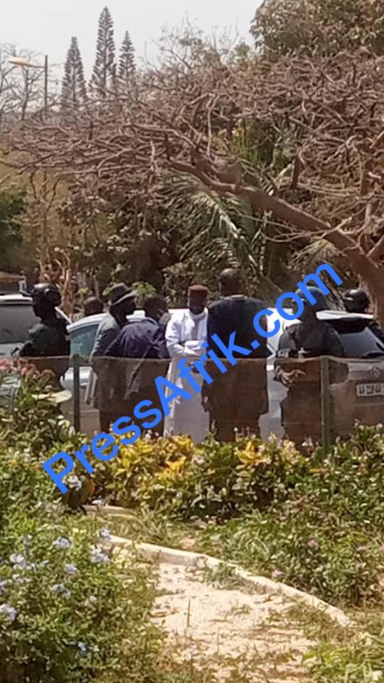 Section de recherches: Ousmane Sonko a usé de son droit de silence face aux enquêteurs (Avocat)