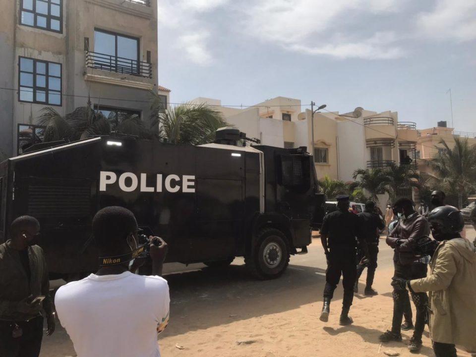 Kédougou : six (6) partisans de Sonko dont un proviseur arrêtés après leur point de presse