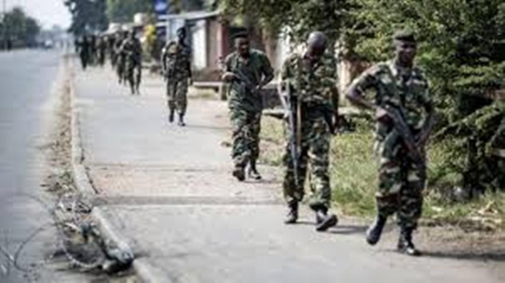 Incidents à la frontière entre soldats rwandais et burundais