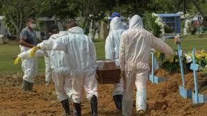 Covid-19 : un « scénario alarmant » au Brésil, au bord de l'effondrement sanitaire