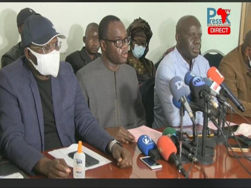 Marche pour le maintien de la démocratie au Sénégal : le Front de résistance national (Frn) appelle à la mobilisation ce vendredi
