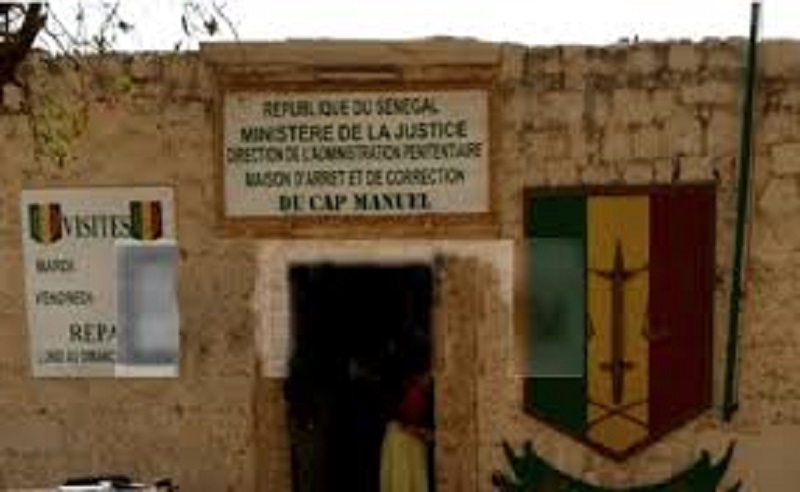 Situation de Guy Marius Sagna: une équipe de l'ONPL dépêchée à la prison du au Cap Manuel