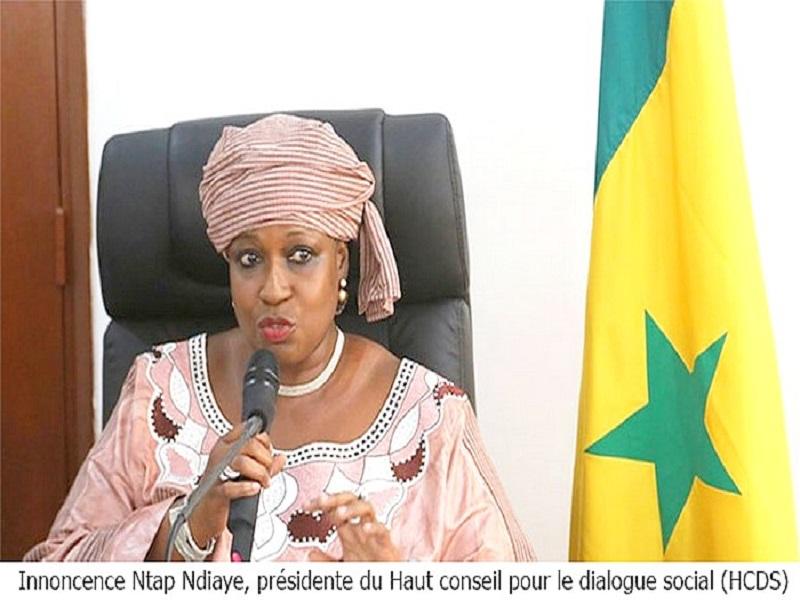 """Manifestations pour """"la libération d'Ousmane Sonko"""" : le Haut conseil du dialogue social appelle au calme"""