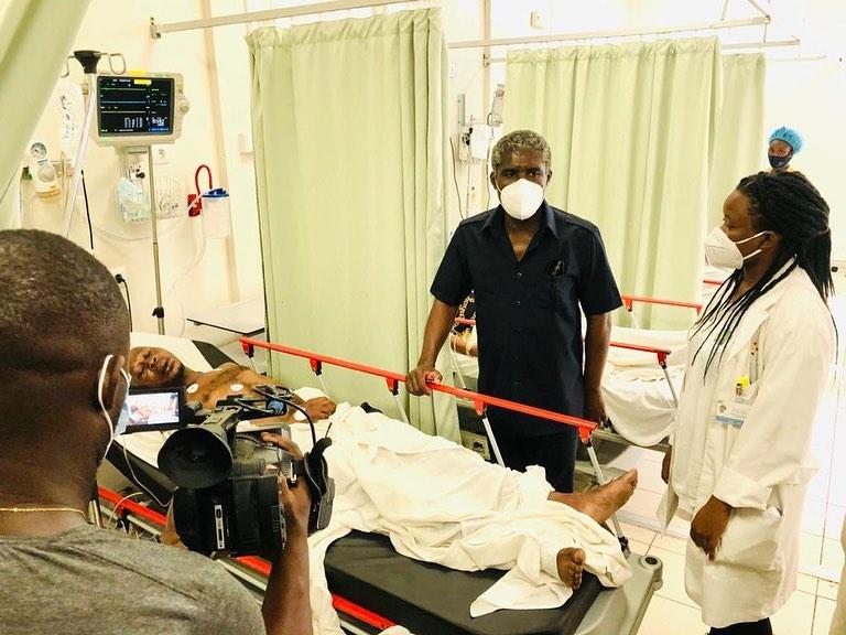 Guinée équatoriale: 98 décès et 615 blessés dans des explosions de Bata