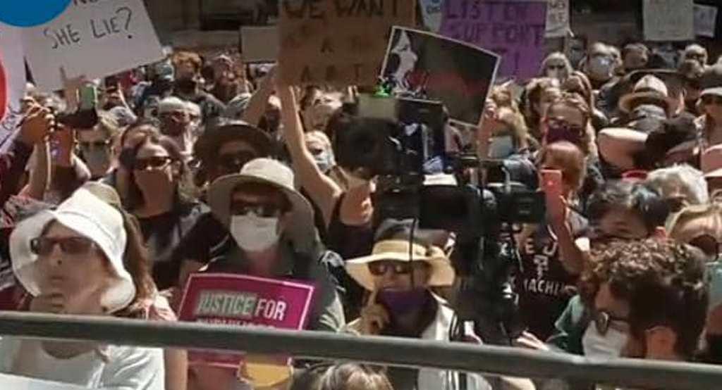 Australie : manifestations contre les violences sexuelles