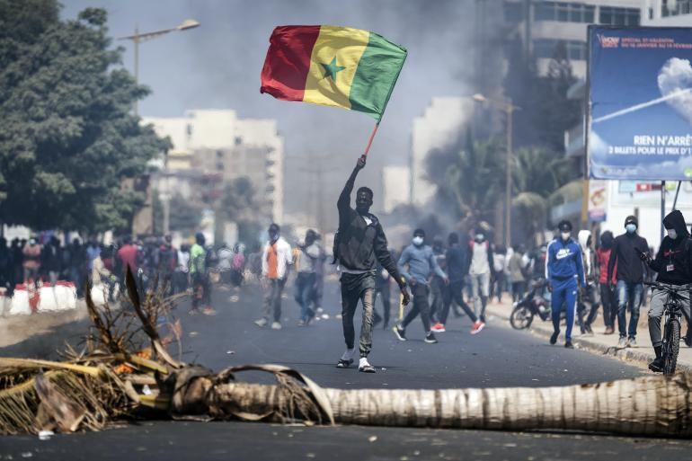 Emeutes au Sénégal: Cinq (5) manifestants relâchés ce mardi