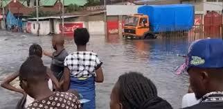 RDC: au moins 4 morts dans des inondations meurtrières à Kinshasa