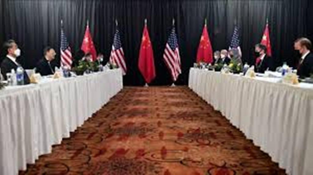 Guerre des mots entre Chine et États-Unis pour le premier face-à-face de l'ère Biden