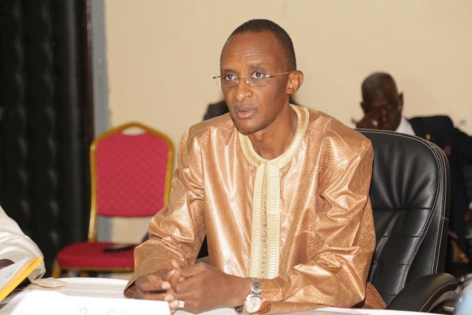 Le ministre Abdoulaye Sow conseille ses camarades de ''ne pas s'amuser jusqu'à perdre le pouvoir''