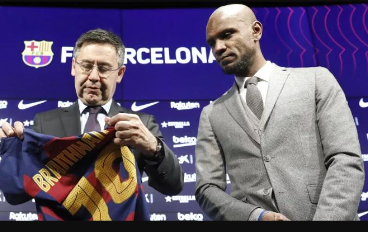Bartomeu, Valverde, Messi, Neymar : Eric Abidal balance à tout va