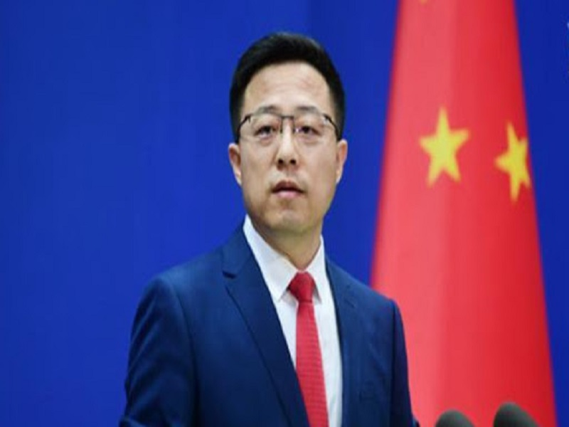 La Chine annonce des sanctions contre des personnes et des entités européennes