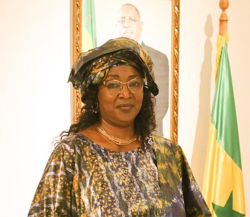 Diplomatie : Ndèye Tické Ndiaye Diop nommée Ambassadeur du Sénégal au Brésil