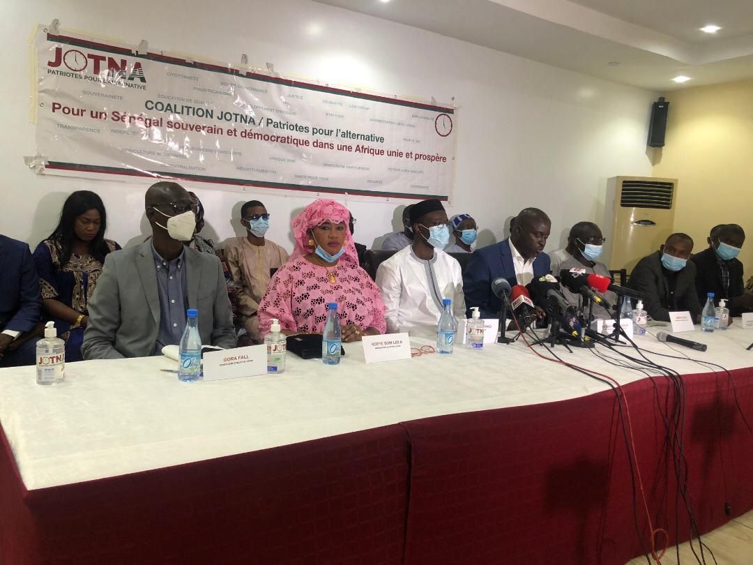 Ousmane Sonko a rencontré ses ex-alliés de la coalition Jotna... après leur divorce