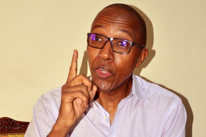 Affaire Sonko-Adji Sarr: « le procès permettra d'identifier la part de complot par la vérité » (Abdoul Mbaye)
