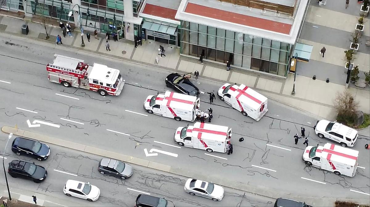Un attaque à l'arme blanche fait un mort et 6 blessés au Canada