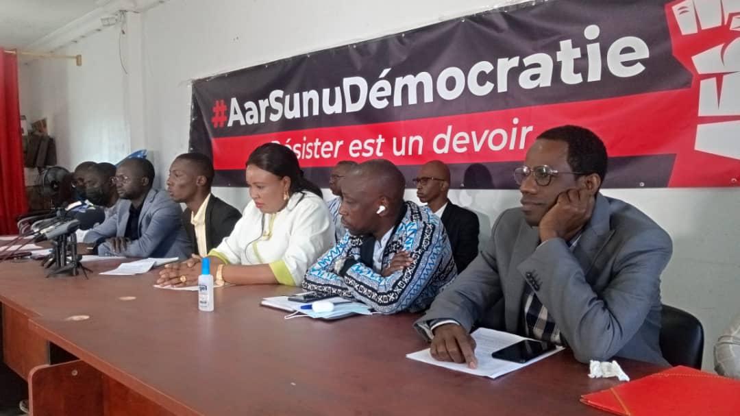 Pastef Fouta répond aux discours des responsables politiques de la mouvance présidentielle