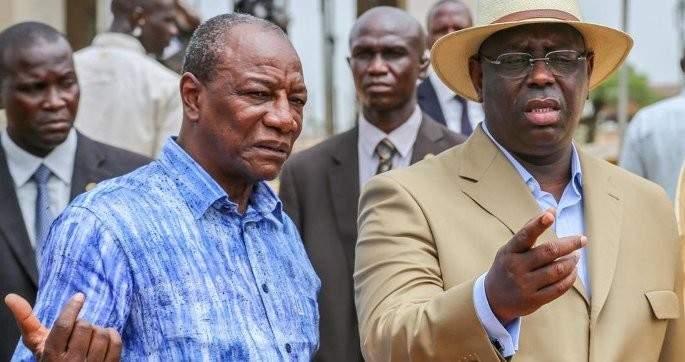 Attaques de Condé contre Macky: un opposant guinéen condamne fermement