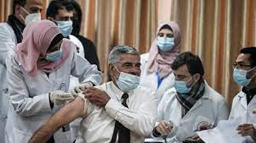 Covid-19 dans la bande de Gaza: les vaccins peinent à arriver