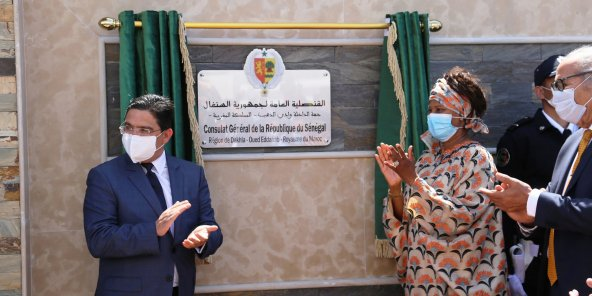 Maroc : le Sénégal ouvre un consulat au Sahara