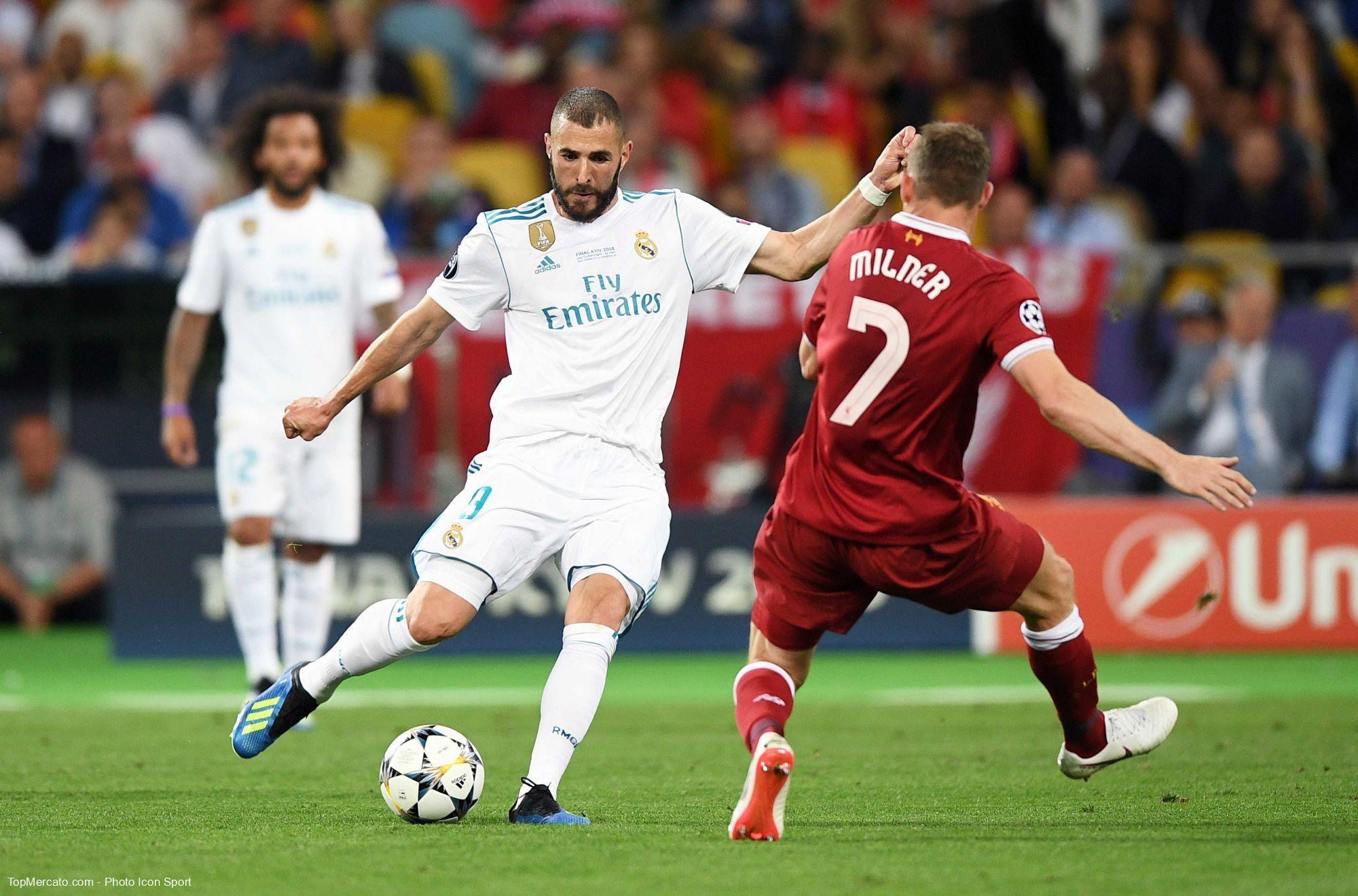Quart de finale aller Liverpool-Real Madrid: les compos officielles des deux équipes