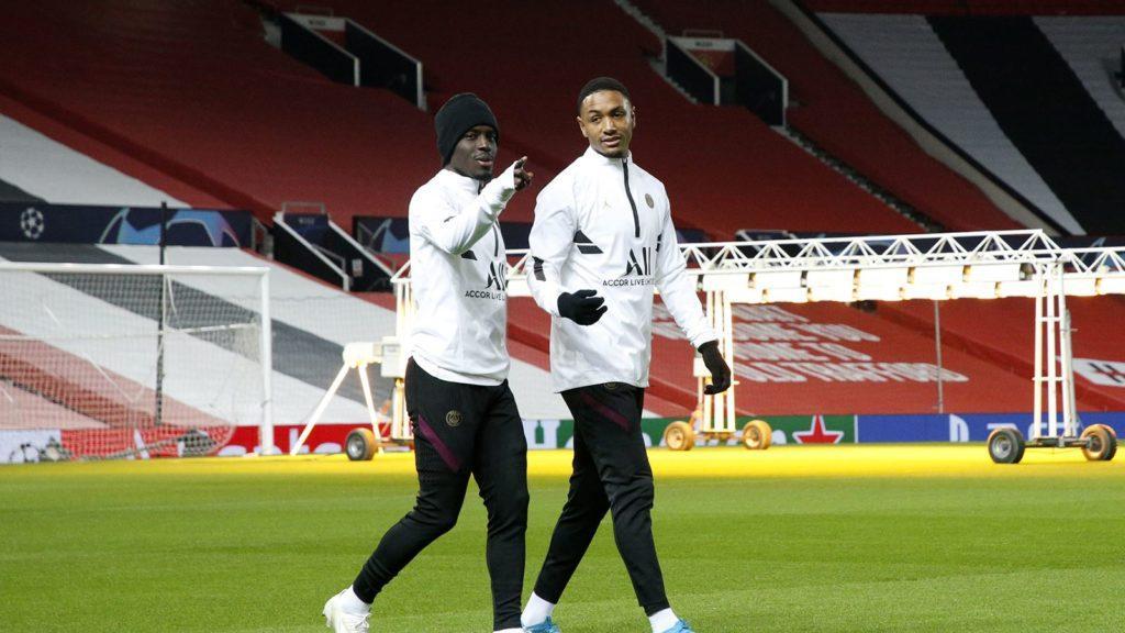 1/4 de finale de la LDC: Gana Gueye et Abdou Diallo dans le groupe de Psg pour affronter le Bayern