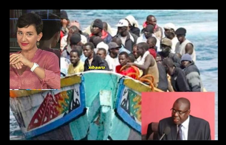 Fonds de l'Union européenne pour le Sénégal: Boubacar Seye revient a la charge