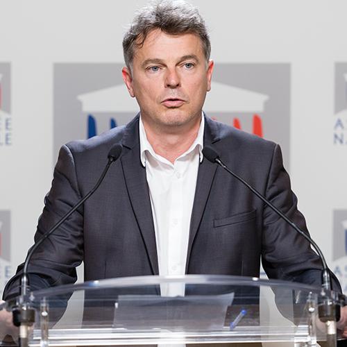 France:  Fabien Roussel investi candidat à la présidentielle de 2022 par le Parti communiste