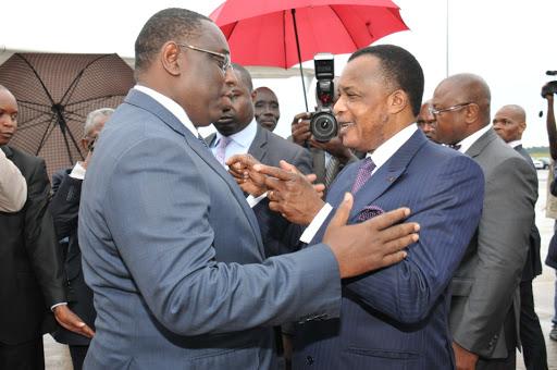 Macky Sall, en visite à Bruxelles, puis à Brazzaville pour assister à l'investiture de Sassou Nguesso